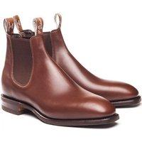 R.M. Williams Craftsman Boots Dark Tan 8.5 (EU42.5)