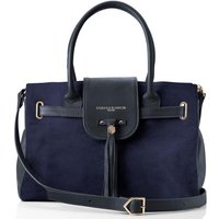 Fairfax and Favor Windsor Handbag Navy