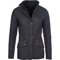 Barbour Womens Cavalry Polarquilt Jacket Navy 6