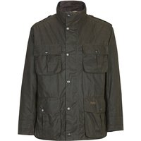 Barbour Mens Corbridge Wax Jacket Olive Medium