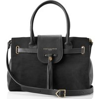 Fairfax and Favor Womens Windsor Handbag Black