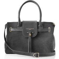 Fairfax and Favor Womens Windsor Handbag Grey