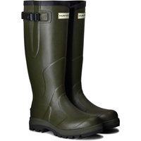 Hunter Unisex Balmoral Classic Wellington Boots Dark Olive 8 (EU42)