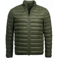 Barbour Mens Penton Quilted Jacket Olive Medium