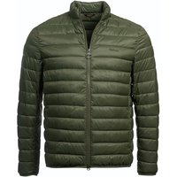 Barbour Mens Penton Quilted Jacket Olive Large