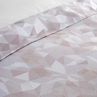 Christy Mosaic Duvet Set  Superking