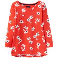 Joules Harbour Print Jersey Top SS19  10