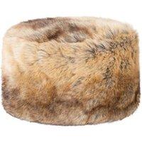 Dubarry Avoca Fur Pill Box Hat Chinchilla Small/Medium