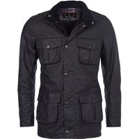 Barbour Mens Corbridge Wax Jacket Black Medium