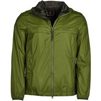 Barbour Eve Casual Jacket Vintage Green Small