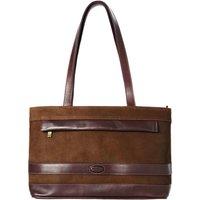 Dubarry Dalkey Leather Handbag Walnut