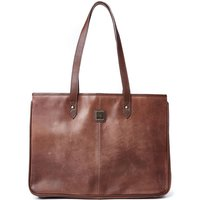 Dubarry Loughrea Tote Bag Old Rum