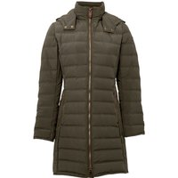 Dubarry Devlin Coat Olive 12