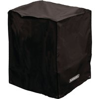 'Bosmere Protector 6000 Small Square Fire Pit Cover Storm Black