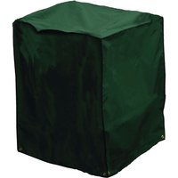 'Bosmere Protector 6000 Small Square Fire Pit Cover Dark Green