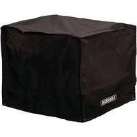 Bosmere Protector 6000 Large Square Fire Pit Cover Storm Black