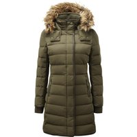 Schoffel Womens Mayfair Down Coat Olive 12