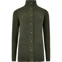 Dubarry Crofton Cardigan Olive 10