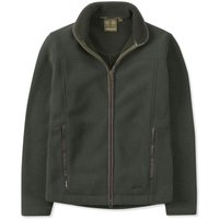 Musto Melford Fleece Jacket Dark Moss Large