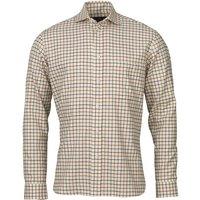 Laksen Albert Shirt Pine/Hazel/Bordeaux XL
