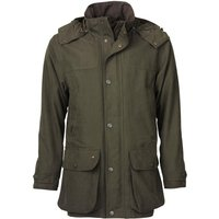 Laksen Mens Wingfield Ultralight Coat Green Medium