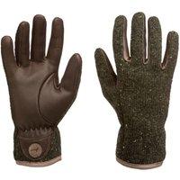 Laksen Salzburg Gloves Dark Green/Brown 9