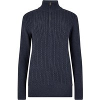 Dubarry Garvey Knitted Sweater French Navy 14