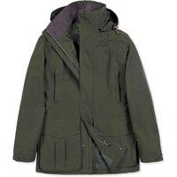 Musto Womens Highland GORE-TEX Ultra Lite Jacket Dark Moss 14