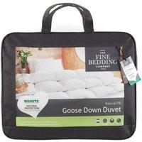 The Fine Bedding Company Goose Down Duvet  Single
