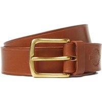 Purdey Men's English Bridle Leather Belt London Tan 36