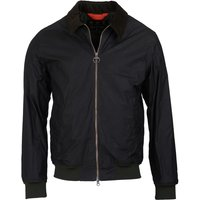 Barbour Mens Advection Wax Jacket Sage Small