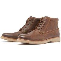 Chatham Warwick Lace Boots Dark Brown 10 (EU44)