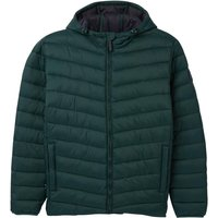 Joules Hooded Go To Padded Jacket Dark Deep Emerald L