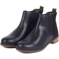 Barbour Ladies Abigail Boots Black Mix 6 (EU39)
