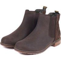 Barbour Womens Abigail Boots Choco/Brown 8 (EU42)