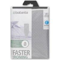 Brabantia Metallised Cotton Ironing Board Cover 124 x 45cm (Size C)