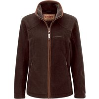 Schoffel Burley Ladies Fleece Jacket Mocha 20