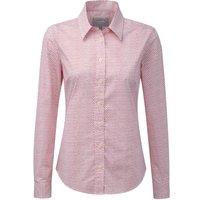 Schoffel Suffolk Shirt Special Offer Coral Dot 18