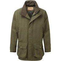 Schoffel Ptarmigan Tweed Coat Sandringham Tweed 36