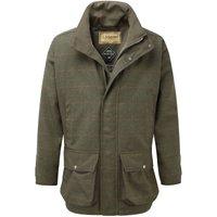 Schoffel Ptarmigan Tweed Coat Windsor Tweed 40