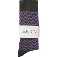 Schoffel Mens Halkirk Sock Forest One