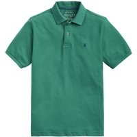 Joules Mens Woody Classic Polo Shirt Green Small