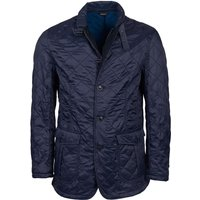 Barbour Doister Polarquilt Jacket Navy Large