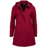Barbour Brisk Jacket Deep Pink/Classic 10