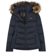 Musto Burghley Quilted 2 in 1 Jacket True Navy 16