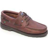 Dubarry Commander Deck Shoes Mahogany 11 (EU46)
