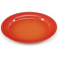 Le Creuset Side Plate 22cm Volcanic