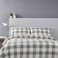 Christy Thurloe Duvet Set Grey Single
