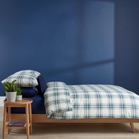 Christy Thurloe Duvet Set Blue Single