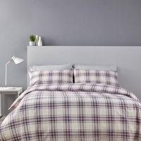 Christy Thurloe Duvet Set Lilac Single